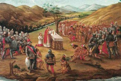 525 aniversario de la primera misa celebrada en América,