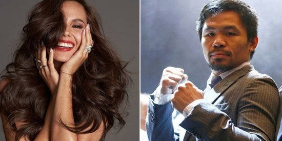 Duterte compara a Miss Universo 2018 con el boxeador Manny Pacquiao