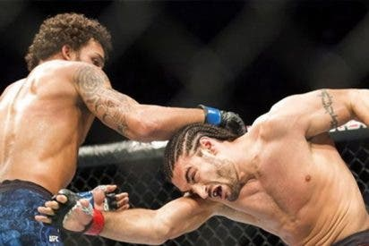 Este luchador de MMA vence a su rival en cuatro segundos