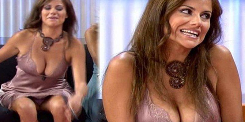 El bombazo lésbico de Mónica Hoyos que deja con las bragas al aire a Miriam Saavedra
