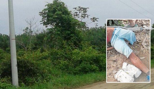 Acribillan a balazos a un discapacitado venezolano en Colombia