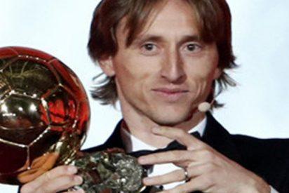 ¿Sabes dónde exhibirá Modric su merecido Balón de Oro?