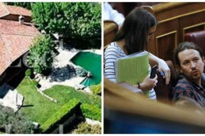 El 'Belén ateo' del chalet de Iglesias y Montero se hace viral y destroza a Podemos