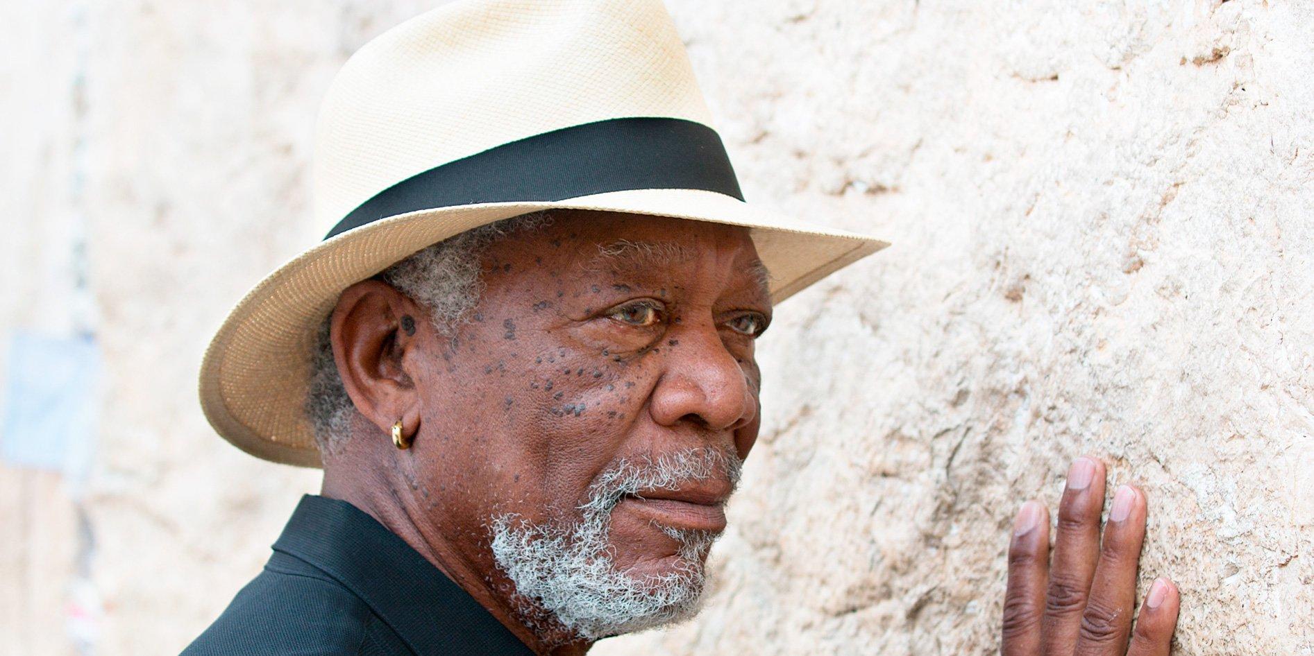 Una periodista de cotilleos de la CNN, fabricó evidencias falsas para acusar a Morgan Freeman de acoso