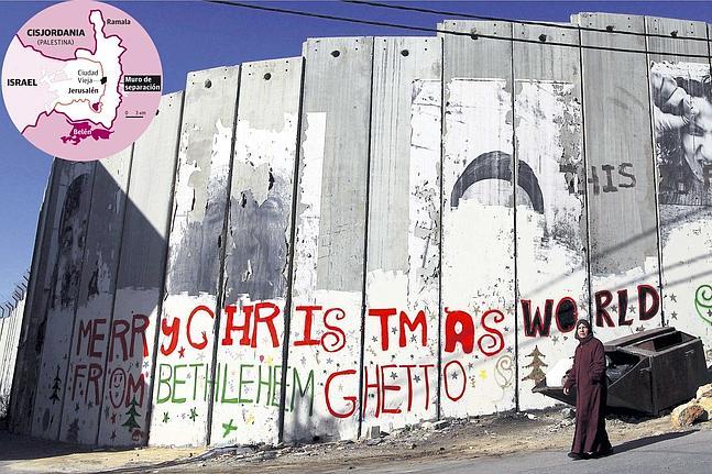 Los cristianos de Gaza no podrán ir a Belén en Navidad