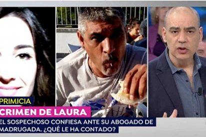 """La miserable declaración del asesino de Laura: """"Lo intenté pero no pude violarla; cuando la dejé todavía estaba viva"""""""