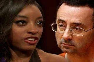 Las secuelas que dejaron los abusos sexuales de Larry Nassar a la medallista olímpica Simone Biles