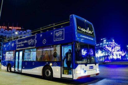Demandan al Ayuntamiento de Manuela Carmena por prevaricación en el autobús de Naviluz