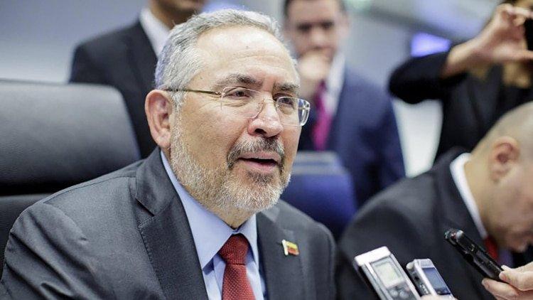 Muere el ex ministro venezolano Nelson Martínez, en prisión desde 2017