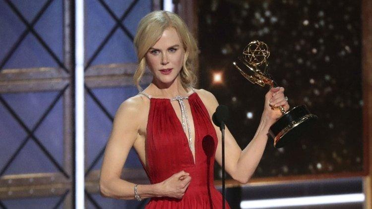 Nicole Kidman: Mi hija rechazó el premio Emmy que intente obsequiarle
