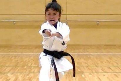 Así son los durísimos entrenamientos de los niños en una escuela de artes marciales