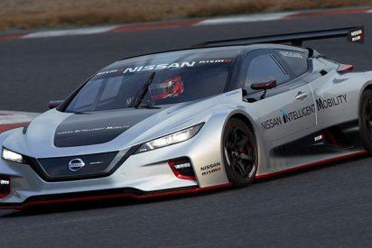Nissan Leaf Nismo RC: ¡Este espactacular coche de carreras te quitará el hipo!