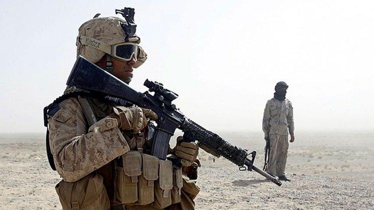 EEUU crea un rifle que dispara con el poder de un tanque