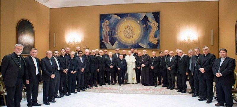 Ramos representará a la Iglesia chilena en la reunión de febrero