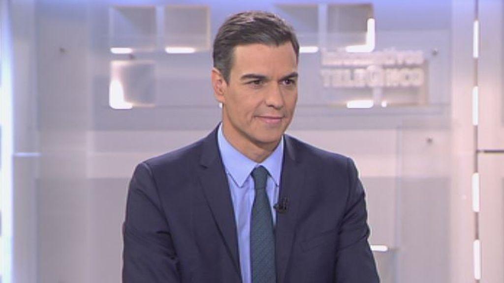 La confesión de Pedro Sánchez a Piqueras sobre el rey Felipe VI que destrona al PSOE