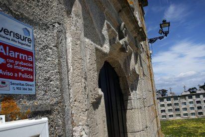 Un matrimonio, detenido por el robo en 47 iglesias de Galicia