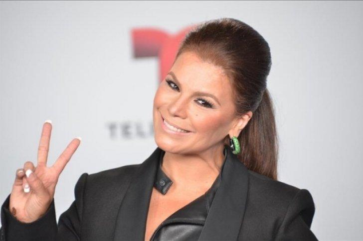 """La famosa Olga Tañón sobre la diáspora: """"Perdónennos a los venezolanos, que no lo estamos haciendo bien"""""""