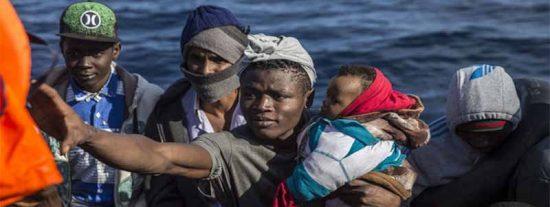 El Gobierno Sánchez autoriza a la ONG 'Open Arms' a desembarcar 311 inmigrantes en Algeciras