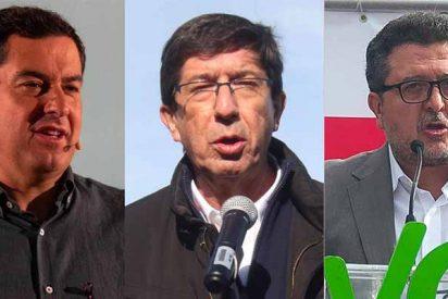 Andalucía: PP y Cs alcanzan un 'principio de acuerdo programático', pero VOX les da un serio aviso