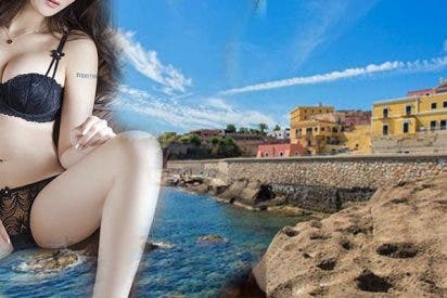 Así es Pandataria, la isla donde los emperadores romanos exiliaban a las mujeres 'cachondas'