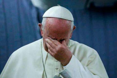 """El Papa culpa de las adicciones al """"capitalismo de consumo y vacío existencial"""""""