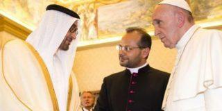 El diálogo interreligioso, clave en la visita de Francisco a Emiratos Árabes