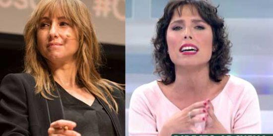 Más podemitas que feministas: las disculpas de Pablo Iglesias a Mariló Montero dejan en bragas a Pardo de Vera y Marta Nebot, que se quedan mudas