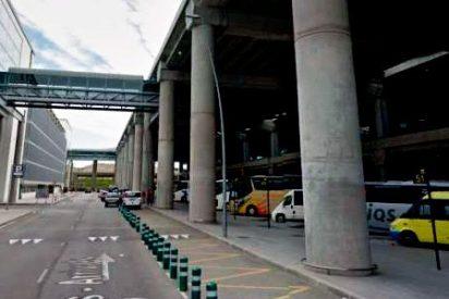 Muere una joven al caer de una pasarela del aeropuerto de Alicante situada a 20 metros de altura
