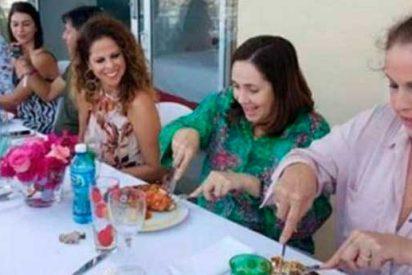 Escandalo en Miami: Pastora Soler obligada a suspender su concierto por comer langosta con la hija de Raul Castro