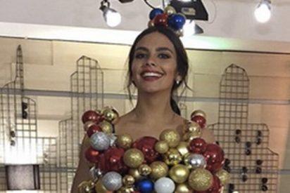 Cristina Pedroche posa 'en bolas' para calentar las Campanadas de Nochevieja