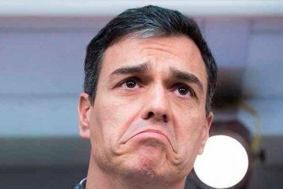 """Pedro Sánchez hace chistes con los golpistas presos: """"No se ponen de acuerdo ni para una huelga de hambre"""""""