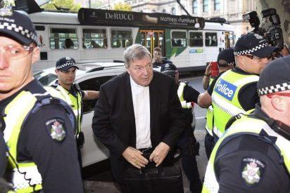 El cardenal Pell, condenado por abusar de dos monaguillos