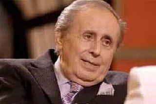 """Jaime Peñafiel sobre la operación del rey Juan Carlos: """"""""Era la única válvula que no le habían tocado, le han tocado hasta los testículos"""