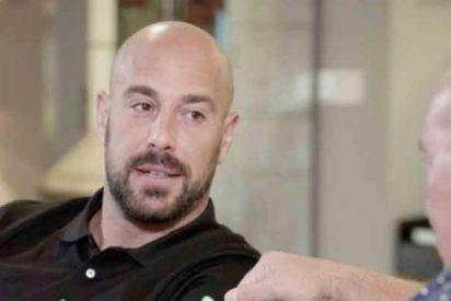 "Pepe Reina le confiesa a Bertín Osborne sus abracadabrantes manías: ""Soy inaguantable"""
