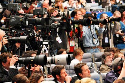 Pánico entre los periodistas ante los contínuos robos que sufren en las ruedas de prensa