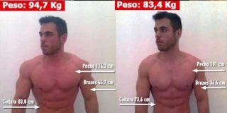 Este científico pierde 11 kilos en 24 horas para demostrar esto…