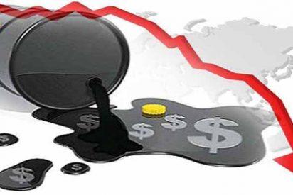 El barril de petróleo crudo cae casi 4%
