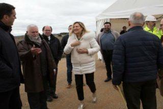 Pilar del Olmo, candidata a la alcaldía de Valladolid por el PP