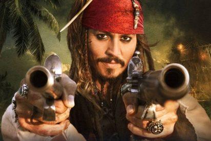 """Johnny Depp está fuera de la nueva película de """"Piratas del Caribe"""""""
