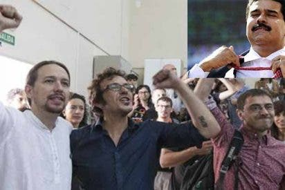 Venezuela: la 'conexión chavista' de Podemos llega por fin al Senado español