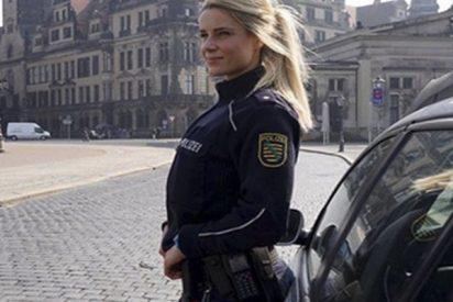 La policía más guapa de Alemania recibe un ultimátum de sus jefes