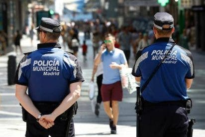 La Policía Municipal, harta de Carmena por su recorte del 40% de efectivos en el puente de la Constitución