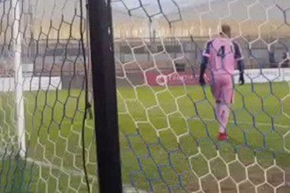 Así fue la heroica jugada sobre la línea de gol que evitó 5 veces que el balón entrara