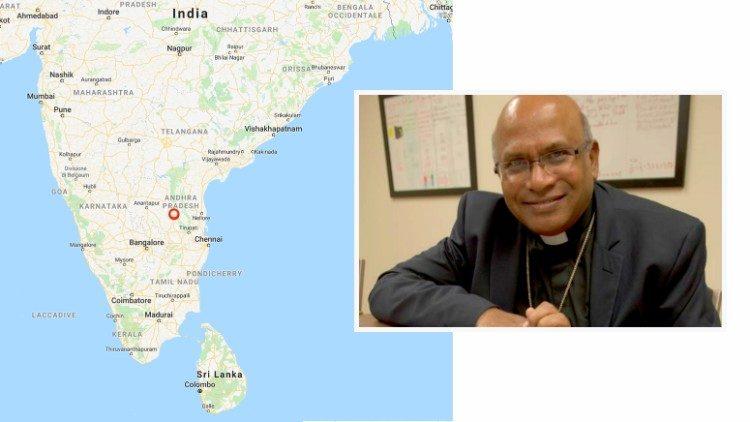El Papa expulsa a un obispo indio acusado de malversar fondos de la Iglesia para una vida de lujo... con su esposa y su hijo