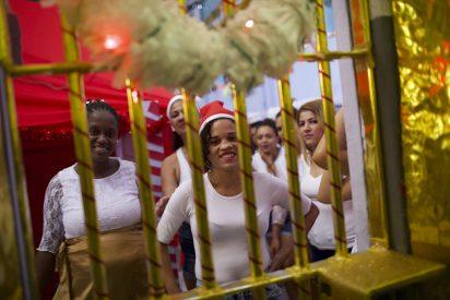Así se celebra la Navidad en una cárcel femenina en Brasil