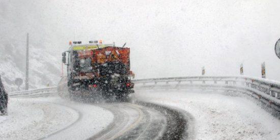 Se activa el protocolo de nevadas en Castilla y León