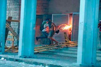 Manifestantes contra la candidatura de Evo Morales quemaron el tribunal electoral en Bolivia