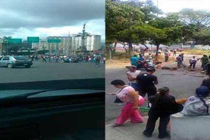 Venezolanos vuelven a protestar contra el régimen de Maduro por la escasez de comida en navidades
