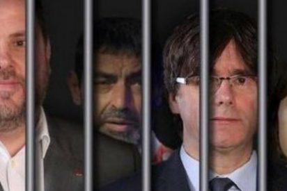 Cataluña: El Tribunal Constitucional rechaza los primeros recursos de los golpistas del 'procés' independentista
