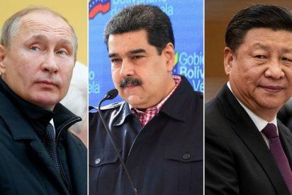 Los aliados de la dictadura de Venezuela le dan 'caña': China y Rusia presionan para que Maduro cumpla con los envíos petroleros